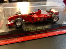 Fabbri Collection - Scale 1/43 - Lot of 28 Ferrari