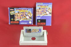 Street Fighter II Turbo | Nintendo SNES