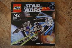 Starwars - 6206 - TIE Interceptor