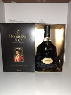 Cognac Hennessy XO - extra old cognac - 40%, 70 cl