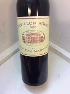 2005 Pavillon Rouge du Chateau Margaux, Margaux - 1 bottle