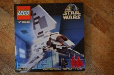 Starwars - 7166 - Imperial Shuttle