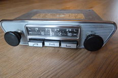 Blaupunkt Hildesheim Car Radio from 1969 for among others VW 1500 or 1600