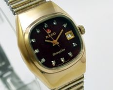 Rado Shangri-La Vintage Ladies Wrist Watch - circa 1970s