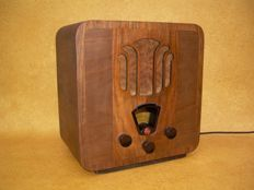 Philips tube radio 836 A – 1934