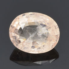 Pink Morganite - 4.27 ct.