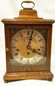 Westminster table clock – Warmink/Wuba – 2nd half 20th century