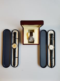 3 coin watches