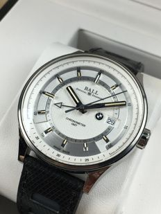 BALL by BMW GMT Automatic ref: GM3010C-PCFJ-SL - men's watch