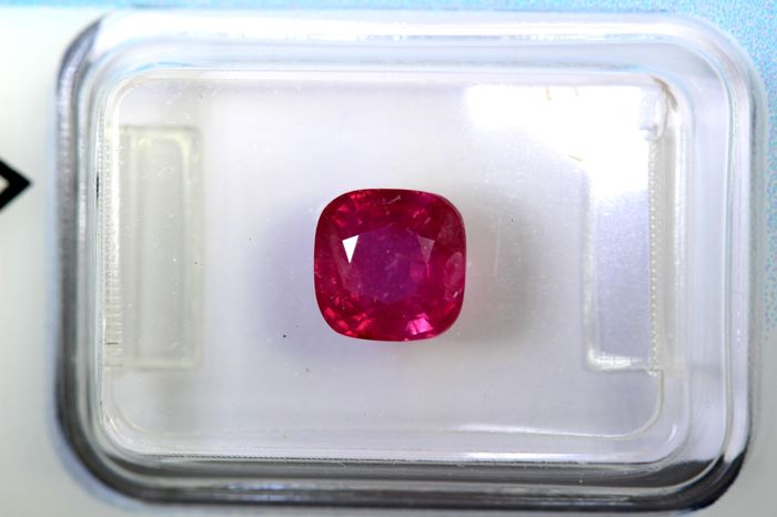 Ruby - 1.70 ct