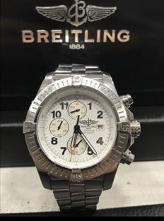 Breitling - Super Avenger - A13370 - Men - 2000-2010