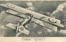 "Aviation - Lot of  23 old postcards "" - Aérodrome du Bourget"