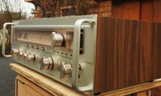Setton RS-440 vintage 1978 stereo receiver, very rare top device in museum condition