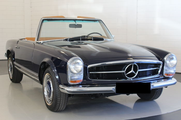 Mercedes-Benz - 280SL California Spider - 1968