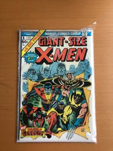 Marvel Comics - Giant-Size X-Men #1 - (1975) ***Unsigned***