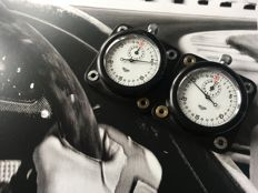 Heuer - dashboard rally & race timers  - Ref: 902 - Heren - 1960-1969