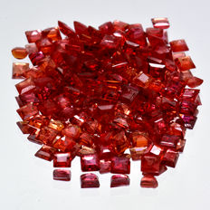 118 Red Sapphire - 8.02 cts.