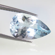 3.28 Ct - Aquamarine - No reserve