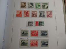 German Reich 1872/1945 - Extensive and broad collection in Davo album