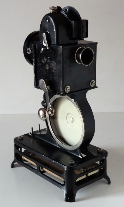 Pathe Baby 9.5 Projector functional