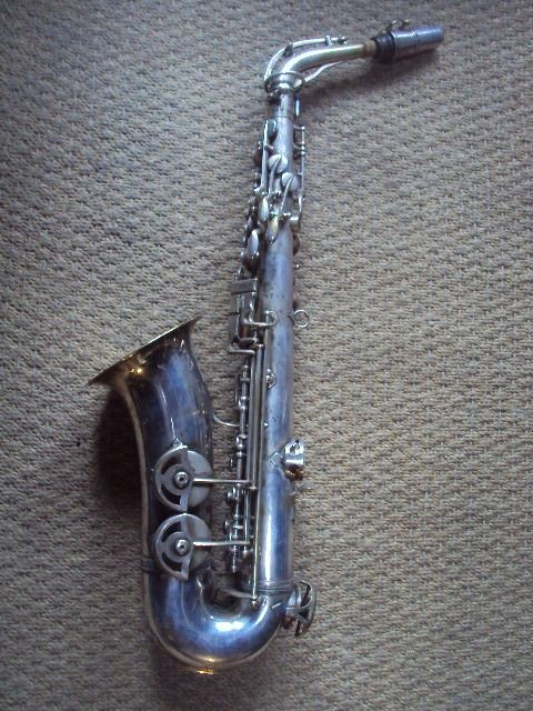 Maurice Boiste (Worked for Selmer) Alto Saxophone, No. 9731, France, Between 1930/1940