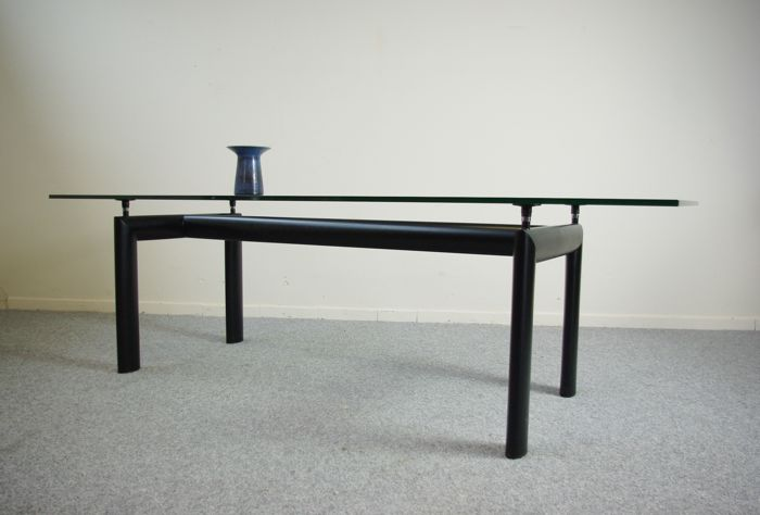 Merveilleux Le Corbusier For Cassina U2013 LC6 Dining Table