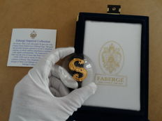 Fabergé - Imperial Fabergé - Paperweight-Initial S