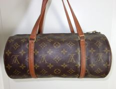 Louis Vuitton - Louis Vuitton Papillon Tote Bag