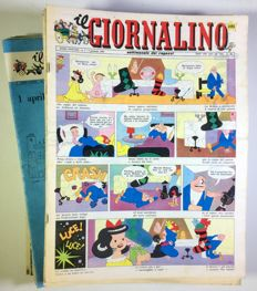 Il Giornalino - 51x assorted issues - 1962-1963