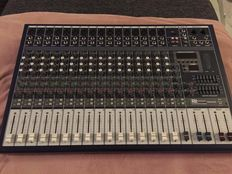 PDM-S1602 16-KANAALS LIVE STAGE MIXER DSP/USB/SD/MP3