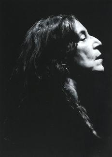 Federico Pacini (1977-) - Patti Smith, 2012