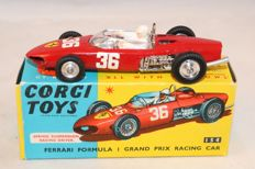 Corgi Toys - Scale 1:43 - Ferrari Formula 1 Grand Prix racing car #154