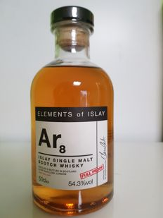 Ardbeg AR8 Elements Of Islay Full Proof 54.3% vol
