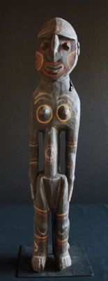 NOGWI Fertility Sculpture of the NUKUMA