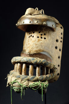 Exceptional big mask - GUERE - WE - Ivory Coast