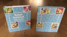 "The Netherlands 2010 - personalised stamps ""Discover Duck City!"" (Donald Duck)."
