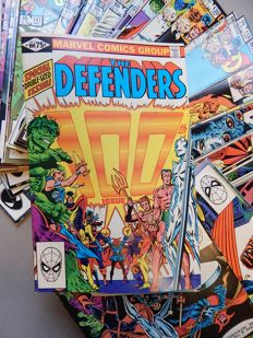 Marvel Comics - The Defenders - Issues #100 to 152 - Unbroken Run - 53x sc - (1981-1986)