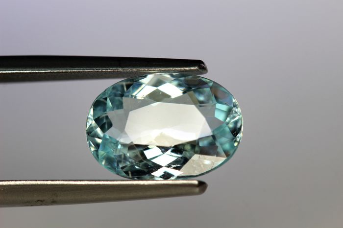 Neon Greenish Blue - 'Paraiba' Tourmaline – 2.43 ct