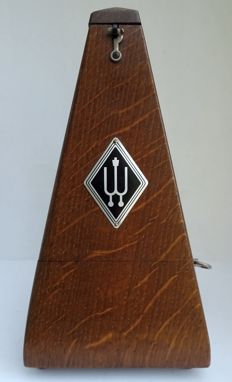 Mechanical metronome - Wittner - Germany - 2nd half of the 20th century