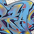 Siehe unsere Affordable Art Auktion (internationale Street Art und Urban Art)