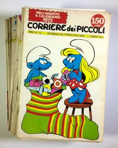 Corriere dei Piccoli - 1/52 a full year's issues (1973)