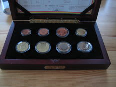Belgium - year pack Euro coins 2002