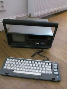 The Commodore SX-64,  the Executive 64,r VIP-64 Computer - 1984