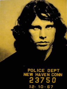 David Studwell - Jim Morrison (Gold)