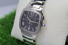 Grovana Mens Swiss Made Chronograph Watch - New & Perfect Condition