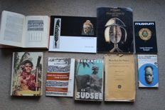 5 Books and 4 Catalogues Tribal Art with an Emphasis on Oceania