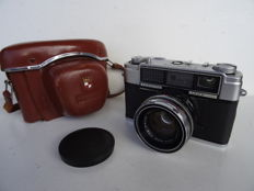 Yashica Lynx 1000 from 1962 – lens Yashinon  1.8/4.5 cm
