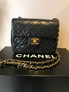 Chanel - Mini Flap  Schoudertas