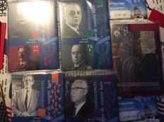 The Netherlands - 16 proof and bu sets - 4 coincards BU 2013 & 2014 - 2 first day issues - lot of 22 pieces
