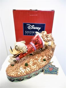 Disney, Walt - Beeld - Oom Dagobert - Treasure Dive - Disney Traditions Showcase Collection